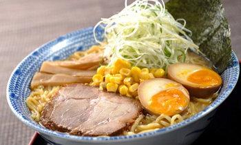 """Bishamon Sapporo Ramen"" ราเมนแท้จากฮอกไกโด"