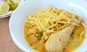 ข้าวซอยลำดวนฟ้าฮ่าม ต้นตำรับอาหารเหนือแท้ ๆ