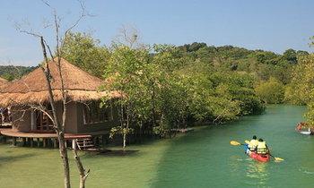 """5 สุดยอดที่พักตามแบบฉบับ """"มัลดีฟส์"""" ในไทย ที่สักครั้งในชีวิตคุณต้องไป"""