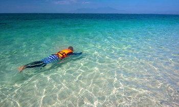 เกาะจาน เกาะท้ายทรีย์ สวรรค์แห่งฝั่งอ่าวไทย ที่อยู่ไม่ไกลจากกรุงเทพฯ