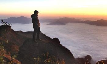 ท่องเที่ยวสไตล์พิศาล : ภูชี้เดือน สูงสุด สวยสุด วิว360 องศา (+คลิป)