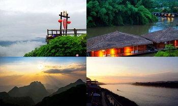 10 เมืองน่าเที่ยวที่สุดในประเทศไทย!!