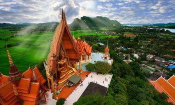 รวมวัดสวยสุดอันซีนทั่วไทย ไว้ไปทำบุญต้อนรับปีใหม่!