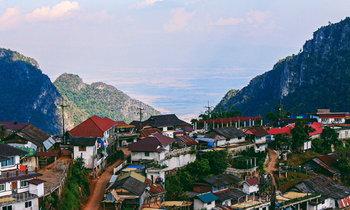 Pha Hee Mountain View ชมวิวสุดอลังการ บนร้านกาแฟลอยฟ้า @หมู่บ้านผาฮี้