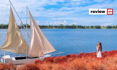 RakDok LaLagoon แหล่งพักผ่อนริมทะเลสาบ ท่ามกลางอาณาจักรดอกไม้
