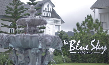 Villa ในหุบเขา The Blue Sky Resort เขาค้อ !