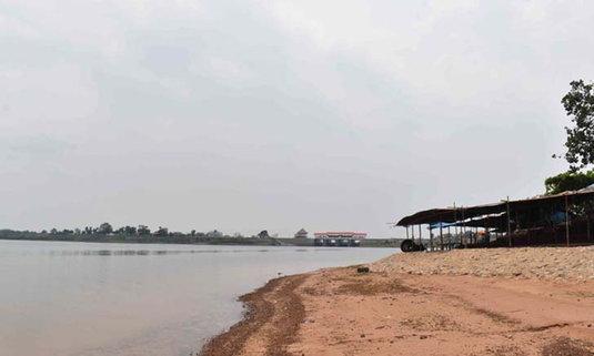 ประกาศปิดทะเลอีสานหาดดอกเกดป้องกันโควิด-19 เงียบเหงาที่สุดในรอบ 50 ปี