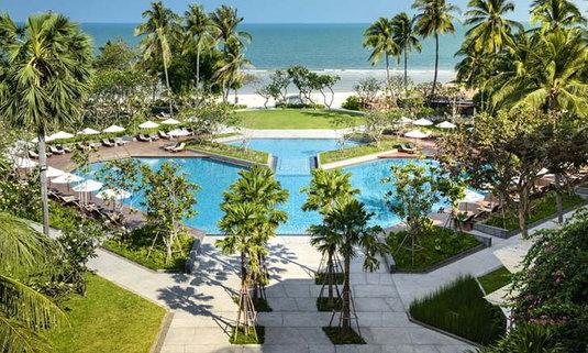 The Regent Cha Am Beach Resort ประกาศปิดโรงแรมชั่วคราวป้องกันพิษ COVID-19