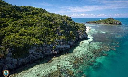 เกาะจานเตรียมเปิด 1 มีนาคมนี้ สวรรค์ของนักดำน้ำ