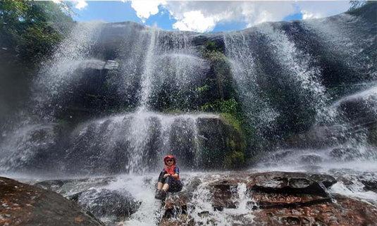 พิษโควิดเตรียมปิด 2 น้ำตกสวยงามในเขตอุทยานแห่งชาติภูลังกา