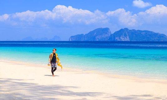 เกาะกระดาน ที่สุดแห่งทะเลตรัง สวยใสไม่แพ้ที่ใดในฝั่งอันดามัน!