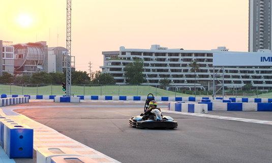 """นักซิ่งต้องไม่พลาด """"IMPACT Speed Park"""" สนามโกคาร์ทระดับเวิลด์คลาสแห่งแรกในไทย"""