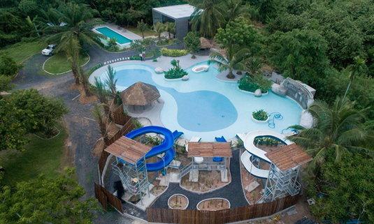 Ware House 18 Pool&Cafe' ร้านกาแฟและสวนน้ำแห่งเดียวในเมืองไทย!