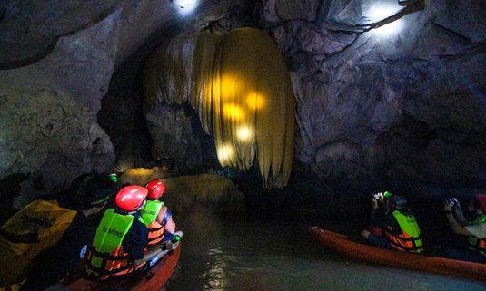 สำรวจถ้ำเลสเตโกดอน สุดยอดแห่งการผจญภัยดินแดนในตำนานอายุกว่า 1.8 ล้านปี