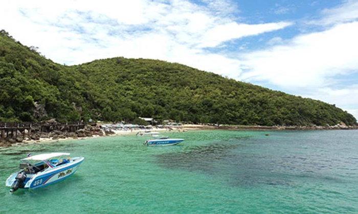 ป้องกันโควิด-19 ชาวบ้านเกาะล้านพร้อมใจกันลงมติให้ปิดเกาะ งดการท่องเที่ยว