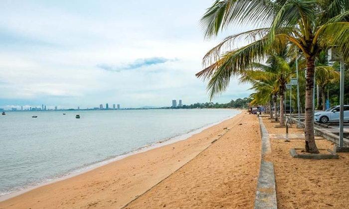 อัปเดตชายหาดสัตหีบ ที่กลับมาเปิดให้เข้าท่องเที่ยวช่วงนี้