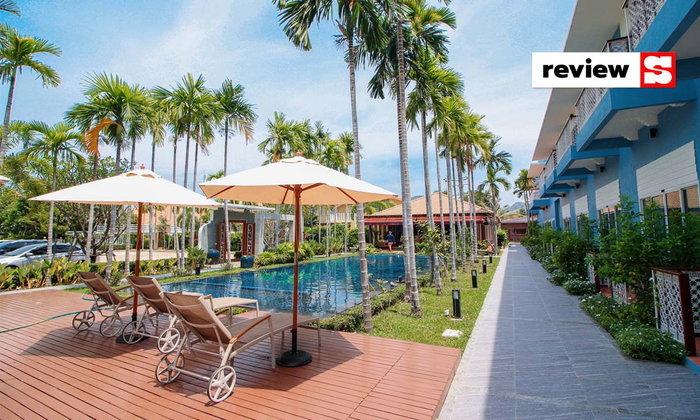 BLU Marine Hua Hin Resort ที่พักสุดชิค เดินออกจากห้องลงสระว่ายน้ำได้เลยแบบชิลๆ