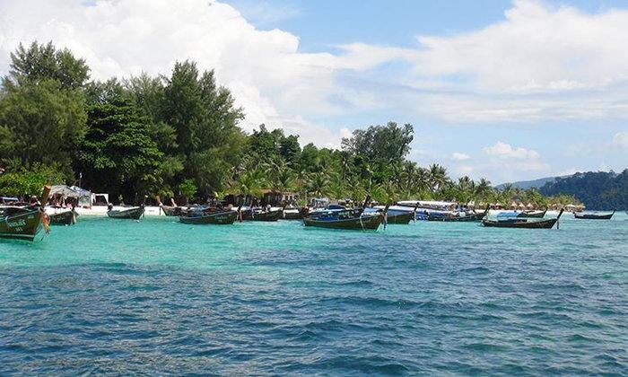สายทะเลเตรียมลุย! เกาะหลีเป๊ะพร้อมรับนักท่องเที่ยวแล้ว