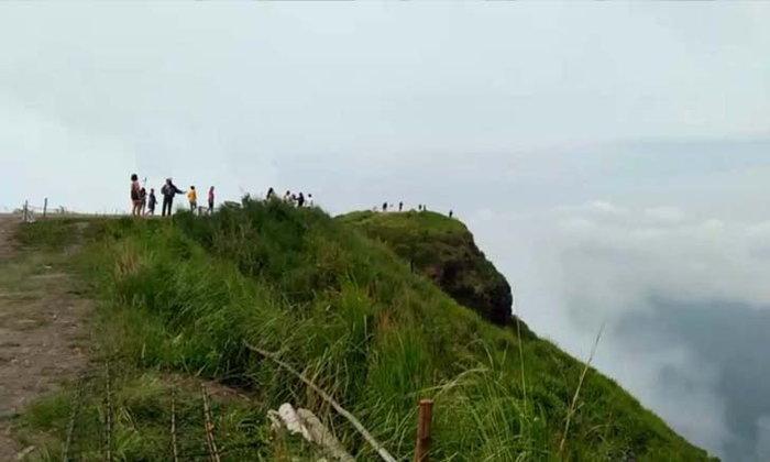 ทะเลหมอกผาหัวสิงห์ภูทับเบิกเช้านี้ อลังการต้อนรับการกลับมาของนักท่องเที่ยว