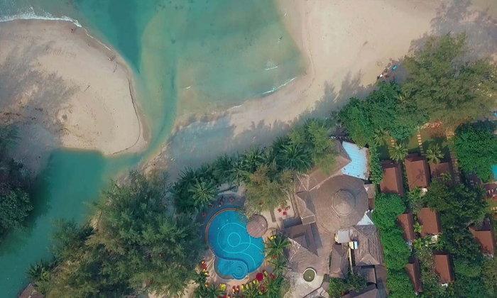นี่เกาะช้างหรอเนี่ย? คิดว่าบาหลี