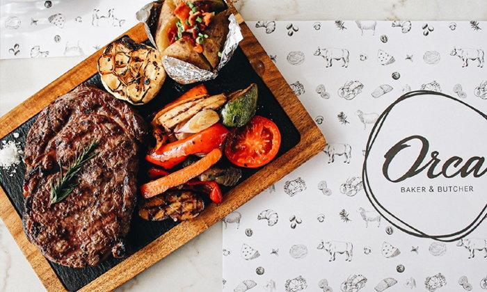 รีวิว Orca  and  Ryoshi มาร้านเดียวได้ทั้งอาหารญี่ปุ่นและสเต็กระดับพรีเมี่ยม