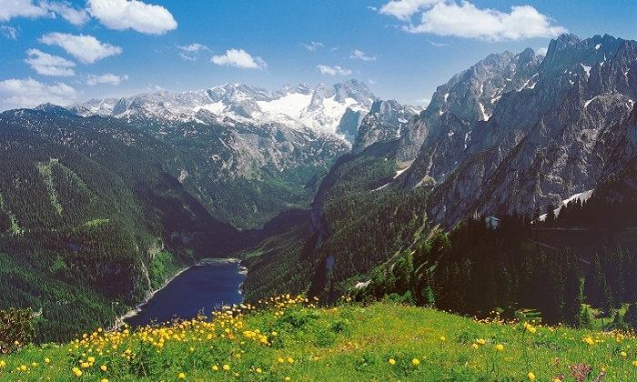 ความลับแห่งเทือกเขาดัคชไตน์ เสน่ห์แห่งออสเตรีย อัญมณีแห่งวัฒนธรรม