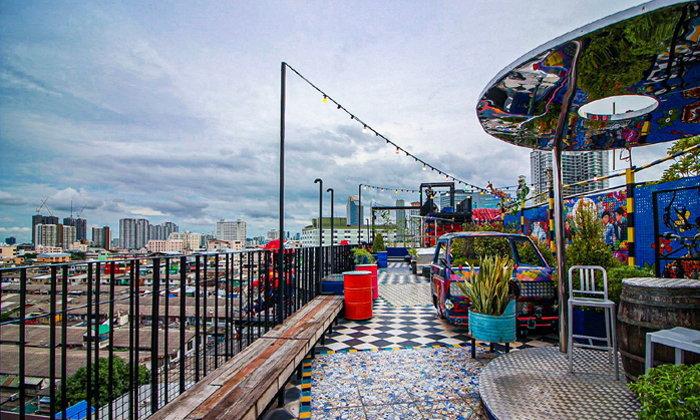 เปิดพิกัดคาเฟ่ลับ 53 Cafe and Bar ในโรงแรม Mestyle Garage ตกแต่งอย่างเท่ ถ่ายรูปเก๋ทุกมุม