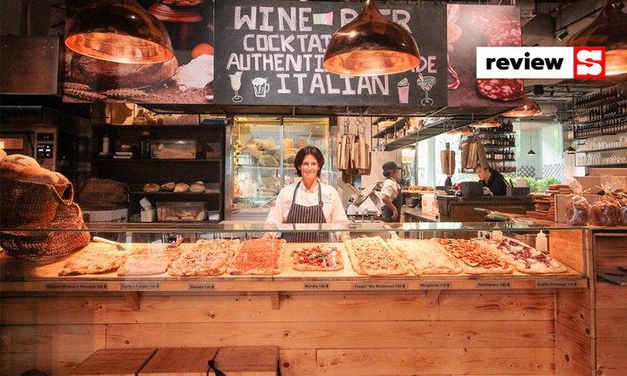 iO Italian Osteria ร้านอาหารอิตาลีแบบ Original จากฝีมือเชฟผู้ท้าชิง Iron Chef Thailand