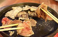 ร้านอาหาร , เนื้อย่าง , โพนยางคำ , เนื้อโพนยางคำ , โคขุนโพนยางคำ เกษตร-นวมินทร์ สาขาแจ้งวัฒนะ