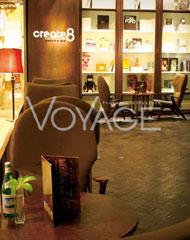 CREATE 8 , BOOK STORE & CAFE  , ท่องเที่ยว