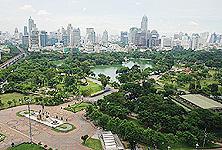 ท่องเที่ยว , เหตุเกิดที่ทุ่งศาลาแดง , สวนลุมพินี