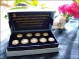 กระดุมกะไหล่ทองเหลืองชุบเงินโบราณ ราคา 999 บาท