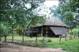 หมู่บ้านโขะทะ ที่เงียบสงบกลางป่าลึก