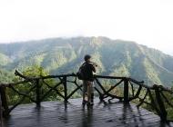 ท่องเที่ยว , อุทยานแห่งชาติทองผาภูมิ ,หมอกหนา ลมหนาว กลางฝน