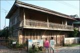 บ้านไม้เก่า ที่ปรับมาเป็นเกรสเฮ้าส์น่าพัก ใน อ.เชียงคาน