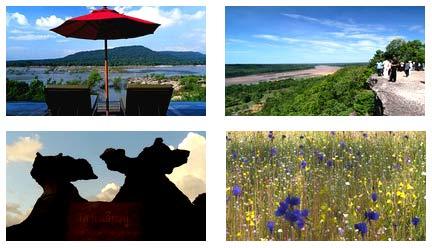 โขงเจียมมนต์เสน่ห์ริมฝั่งโขง , ท่องเที่ยว , แม่น้ำโขง , อุบลราชธานี