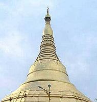 ท่องเที่ยว , ประเทศพม่า, เจดีย์ชเวดากอง , พระธาตุมุเตา