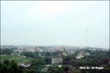 บ้านเรือนในเมืองฮานอย ประเทศเวียดนาม