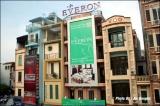 ตึกรามบ้านช่องในเมืองฮานอย