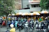 รถมอเตอร์ไซต์ พาหนะที่มากเป็นอันดับหนึ่งในเมืองฮานอย