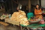 ตลาดเช้า เมืองหลวงพระบาง
