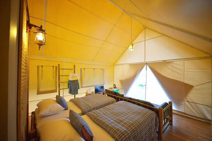 ที่พัก เดอะแคมป์ เชียงคาน