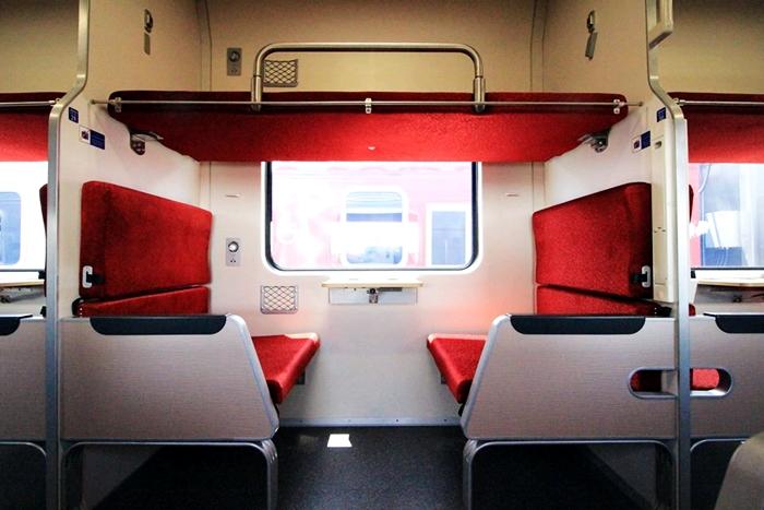 """อย่างหรู...""""รถไฟไปเชียงใหม่"""" รถไฟรุ่นใหม่เส้นทาง กรุงเทพ-เชียงใหม่"""