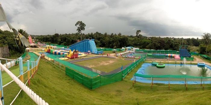สวนน้ำ Splashdown Waterpark Pattaya