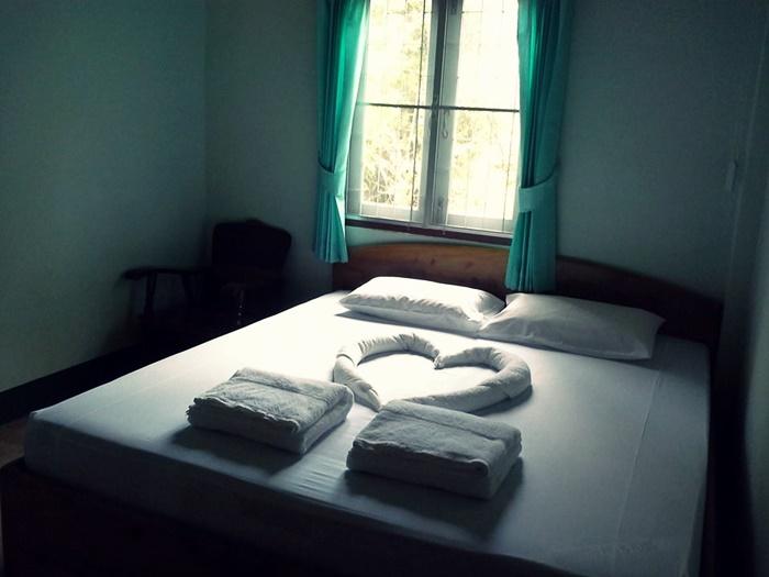 ที่พักเขาคิชฌกูฎ เคเอสบีโฮมสเตย์