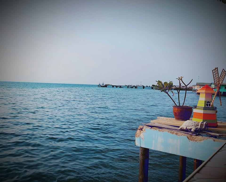 ที่พักเกาะล้าน บ้านทะเลสวย