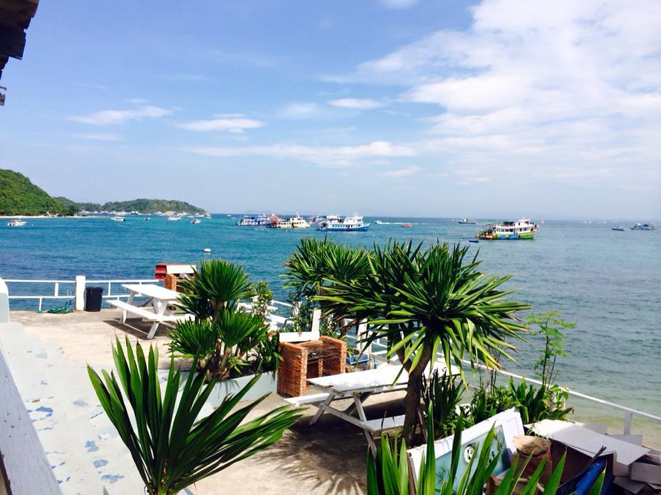ที่พักเกาะล้าน  ซี สกาย รีสอร์ท เกาะล้าน
