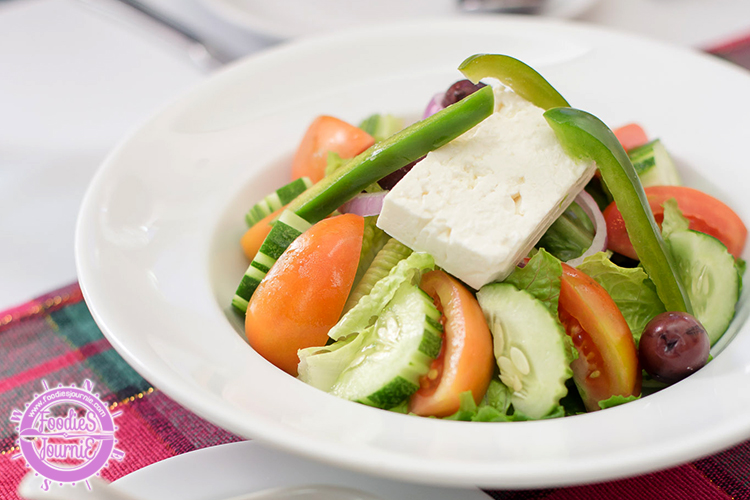 Olive 6-Greek Salad