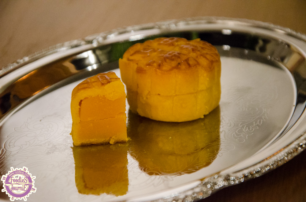 Mei-Xin Egg Custard Mooncake (45g)