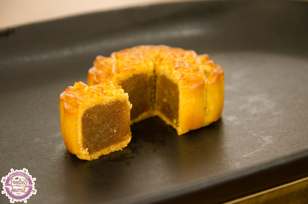 Oolong Tea Paste Mooncake (110g)